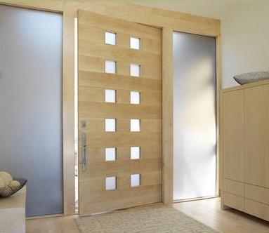 Fotos y dise os de puertas precio puertas correderas de Puertas en madera precios