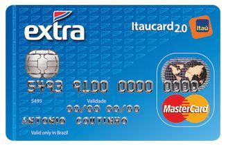 Pontos Cartão Extra Itaucard – Resgatar Pontos