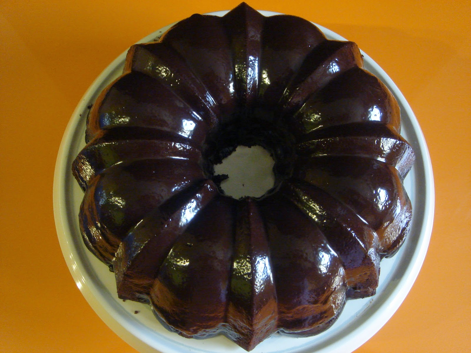 devil's food bundt cake
