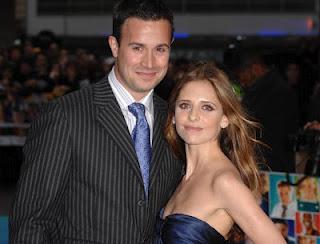 Sarah Michelle Gellar Husband 2012