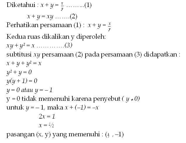 Olimpiade Matematika Smp Jawaban Soal 2 Dan Soal 3