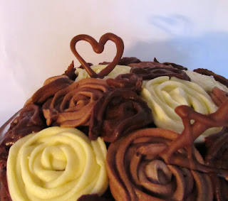 cake, heart, star, birthday, icing, recipe