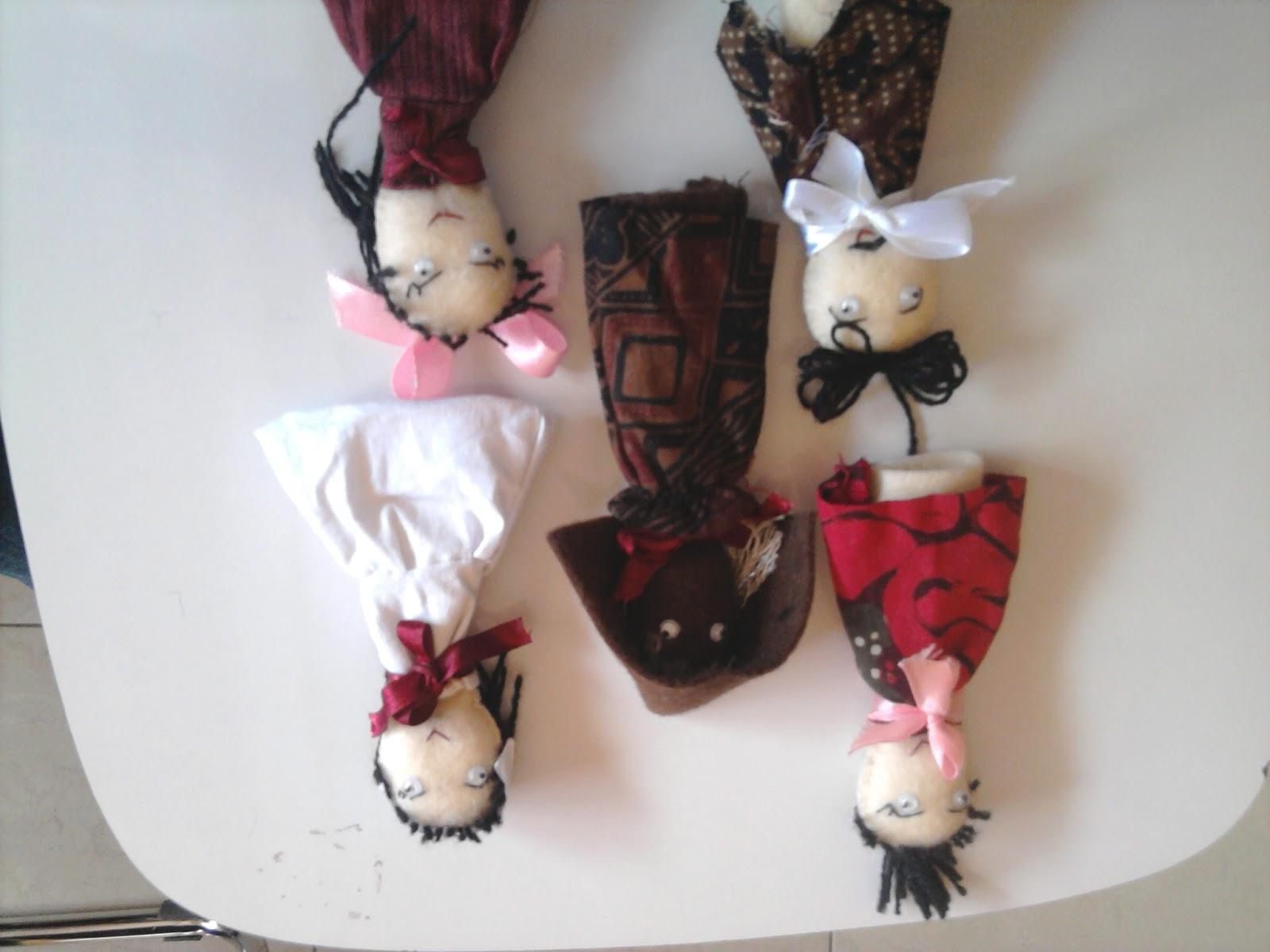 Cara Membuat Boneka Tangan Dari Kain Flanel Dan Contohnya Faleme Badh