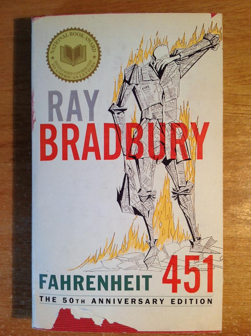 door stop novels classic fiction fahrenheit by ray bradbury classic fiction fahrenheit 451 by ray bradbury