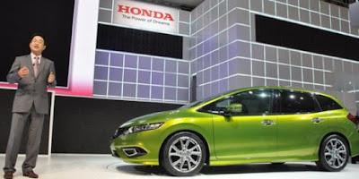 Mobil Honda Jade Segera Dipasarkan