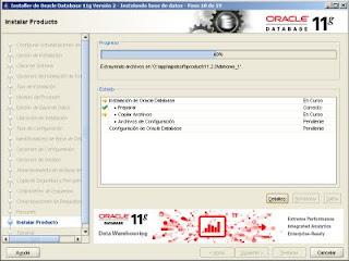 Instalar Oracle 11g R2 en Ubuntu Server 11.04 (la mas completa).