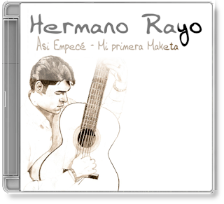 Hermano Rayo - asi empece, mi primera maketa Rayo-1
