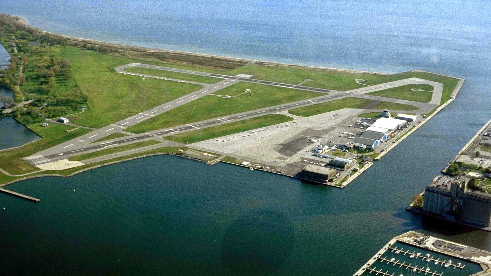 Private Jet Toronto City Airport