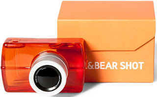 fragancia Pull And Bear Orange Shot