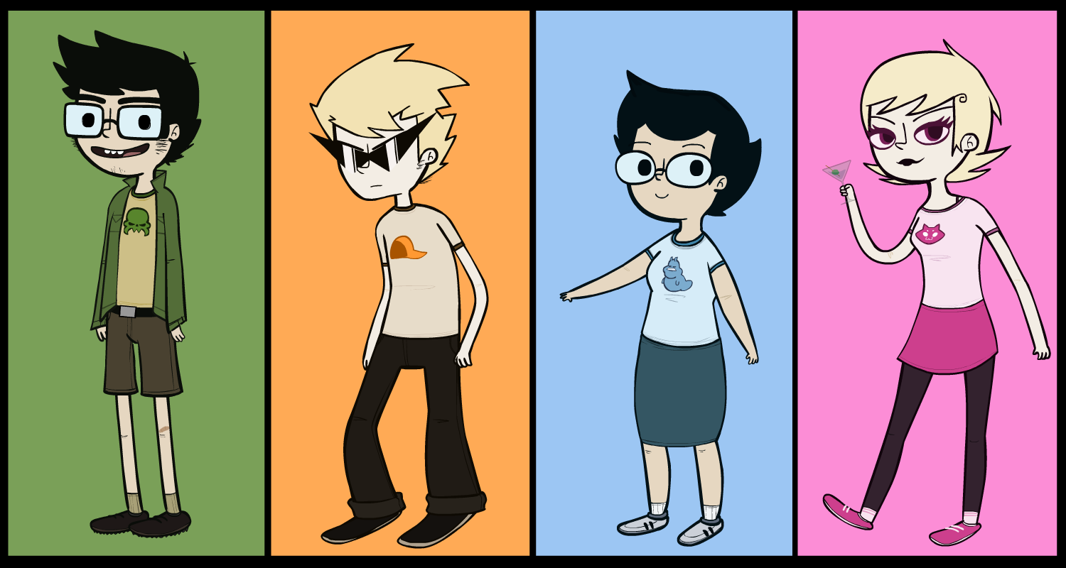 Let me tell you about Homestuck (?): insertironicurlhere.blogspot.com