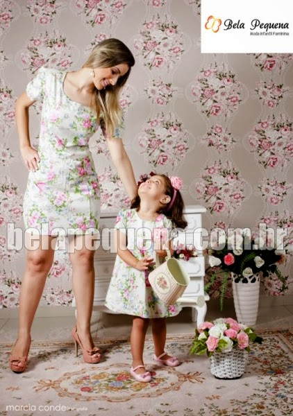 35 Vestidos mãe e filha