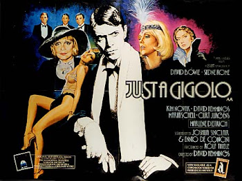 RARE Just a Gigolo (1978) David Bowie, Kim Novak and Marlene Dietrich in her last film