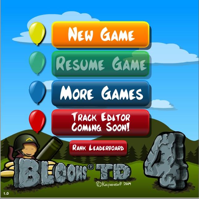 Balloon Tower Defence Ninja Kiwi 81
