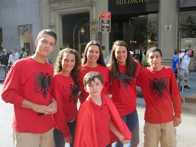 Albanian Parade 2011 in New York (Usa)