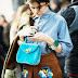 Street Style: Small Bag / Purse,  Yea or Nay?