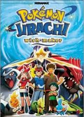 Pokémon 6: Jirachi y los deseos (2003) [Latino]
