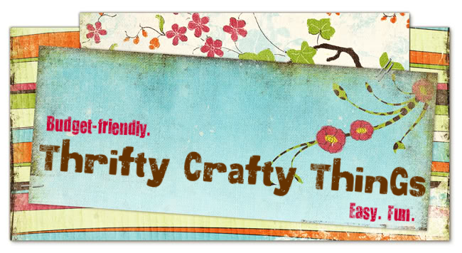 Thrifty Crafty Things