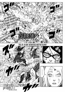 Naruto Gaiden 10 Mangá capítulo 700.10 leitura online