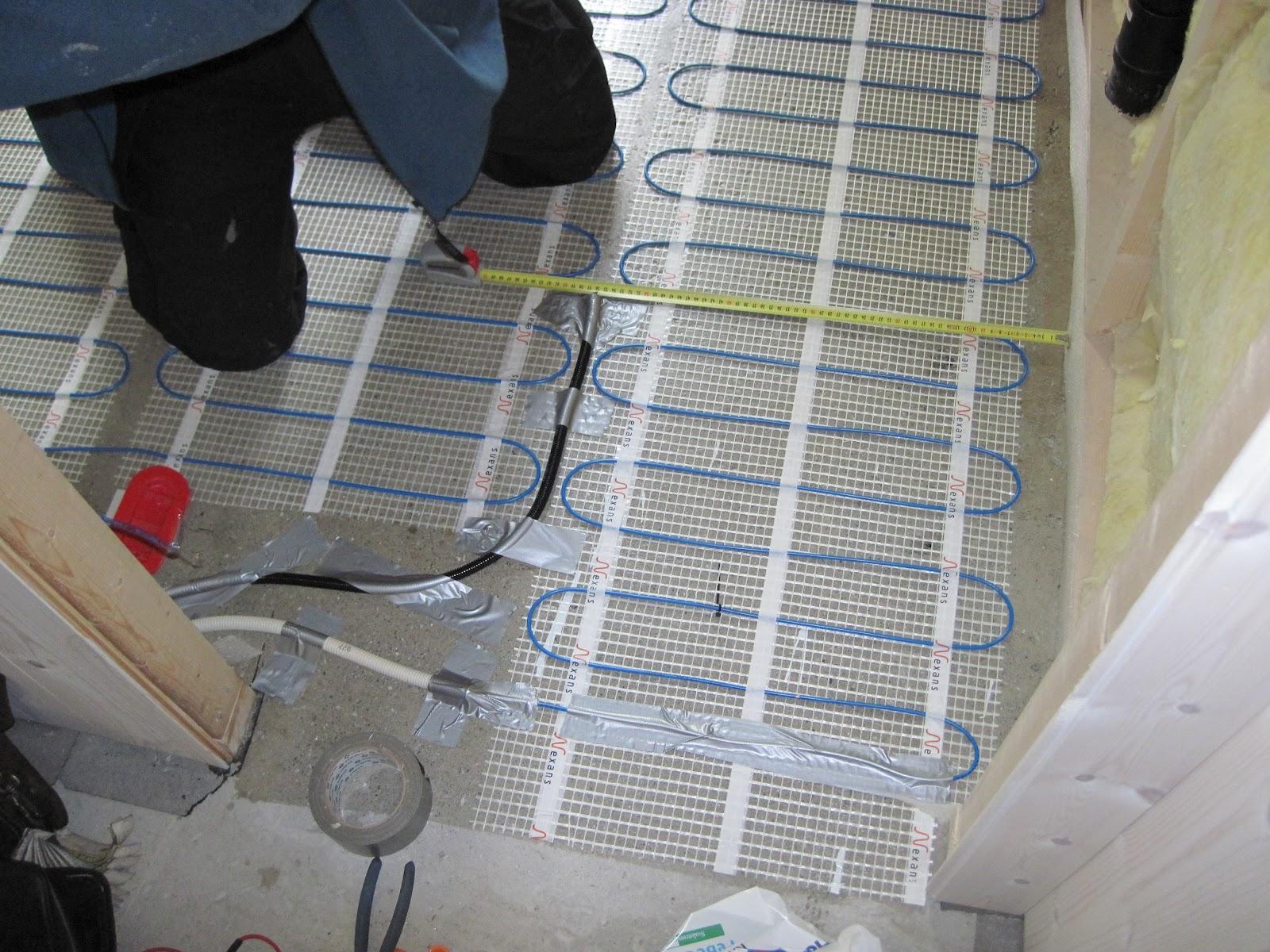 Hvordan legge varmekabler utendørs