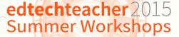 Summer Workshops 2015