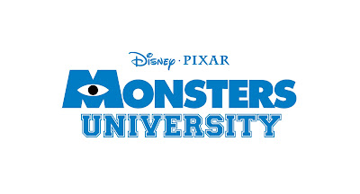 Monster University de los Studios Pixar de Disney