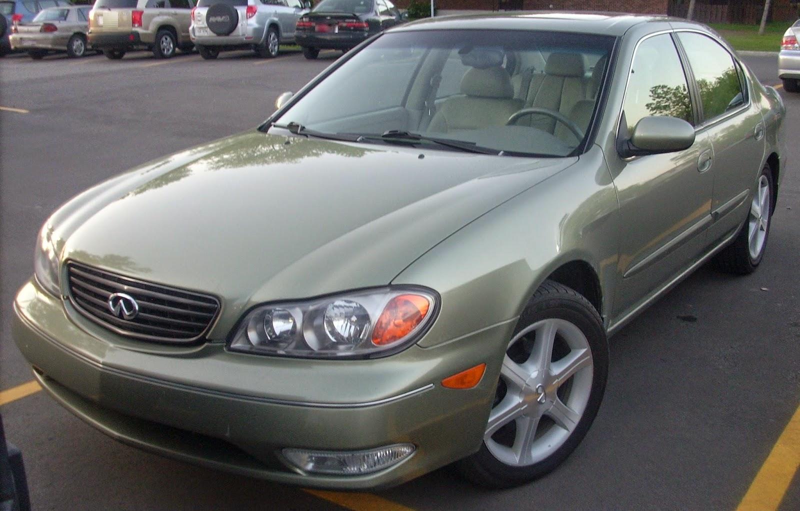 2002-2004 Infiniti I35