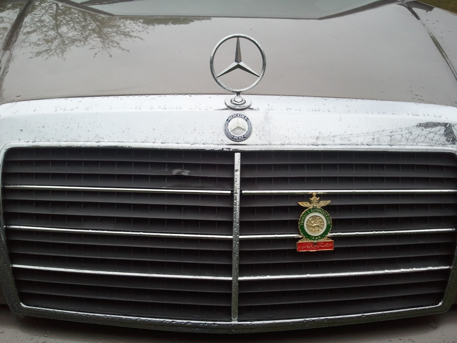 grill badges for mercedes benz
