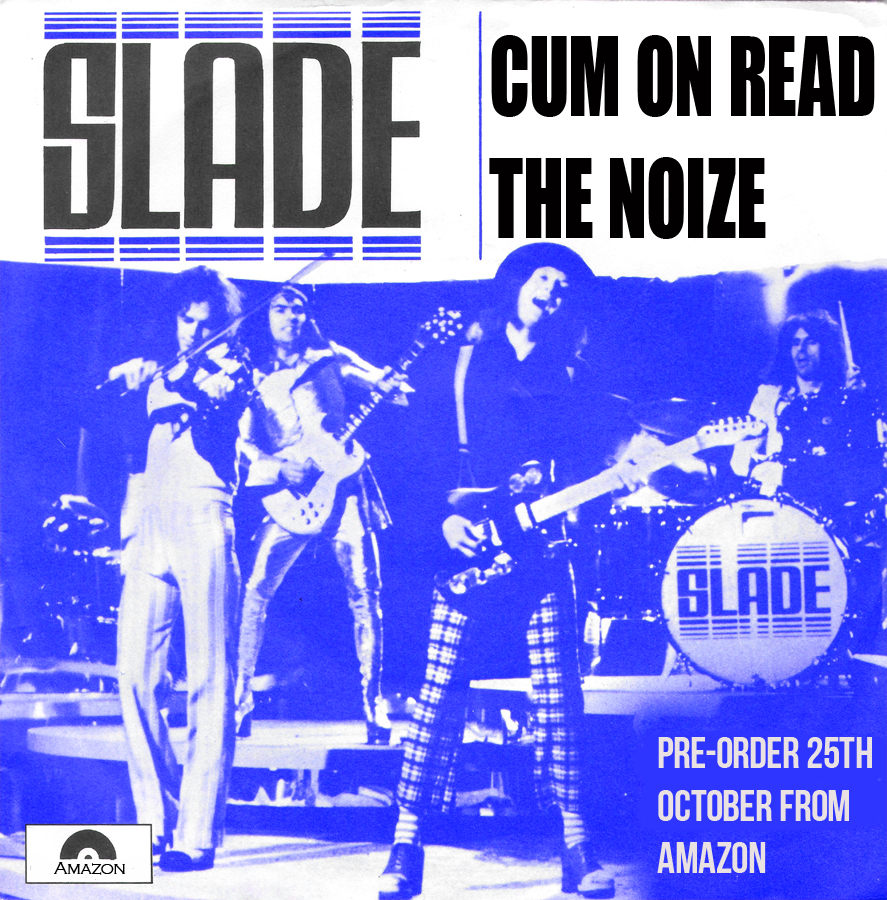 THE NOIZE THE SLADE DISCOGRAPHY