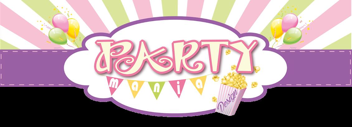 Party Mania design