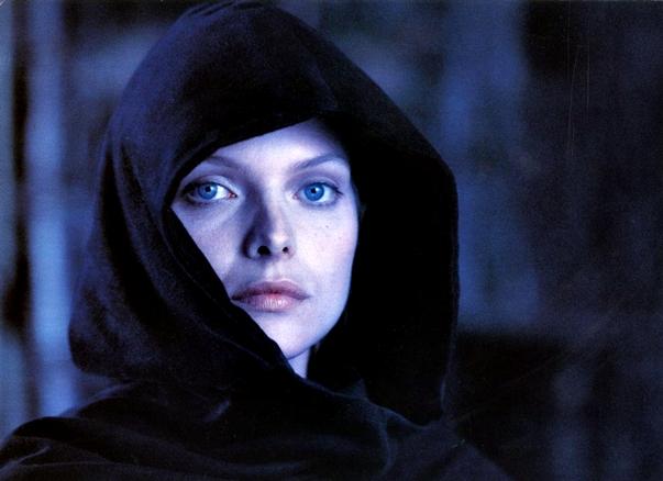 Michelle Pfeiffer en Lady Halcón - Ladyhawke