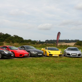 Cool Supercar Driving Day