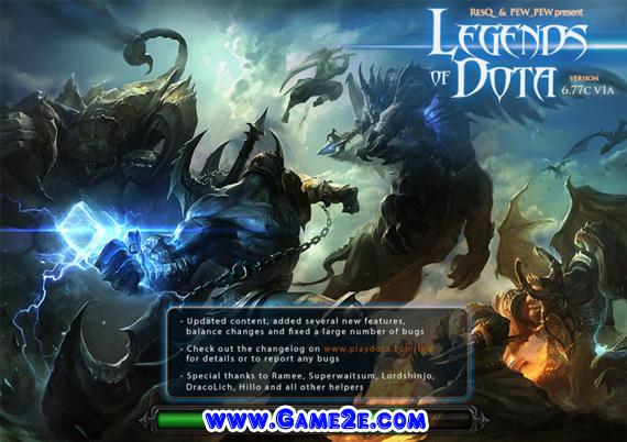 map lod legends of dota 6 77c v1b