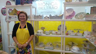 Monica Beltrão; artesanato; decoração de interiores