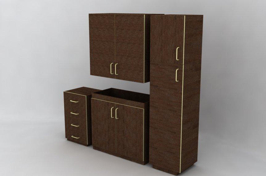 Portafolio dise o industrial emilio j pe a m mobiliario - Mobiliario cocina industrial ...