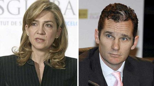 """La Fiscalía y Hacienda, unidas: juzgar a la infanta sería """"una discriminación"""""""
