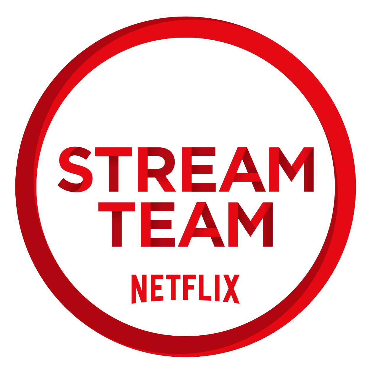 I'm on the #StreamTeam