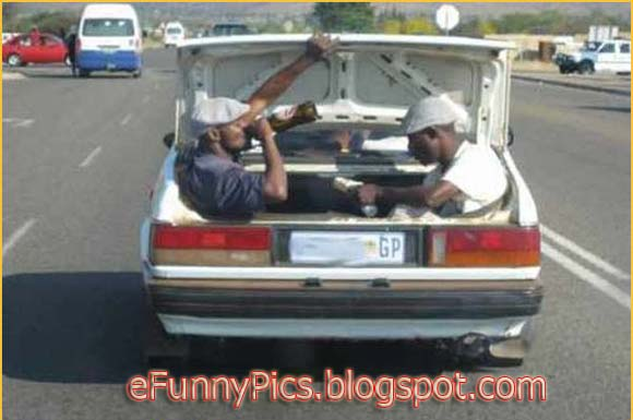 Cheers in the Trunk