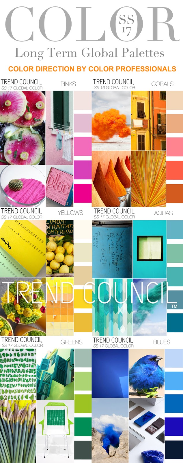 Fashion Trend And Colour S S 2017 All Markets furthermore Trends Stylesight Color Evolution Ss 14 besides 2015 04 01 archive as well New Home Colors For 2017 additionally SS2017 Trend Forecasting. on color forecast spring summer 2017