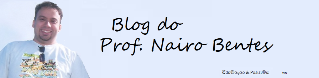Blog do Prof. Nairo Bentes
