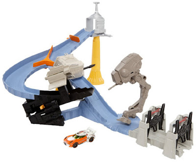 TOYS : JUGUETES - HOT WHEELS : Star Wars Rebels  The Factory Takedown | Factoría de TIE  Producto Oficial 2015 | Mattel CLM24 | A partir de 4 años  Comprar Amazon España & buy Amazon USA