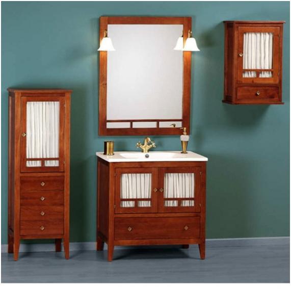 Muebles para ba o abarco carpinter a y ebanisteria - Muebles rusticos precios ...