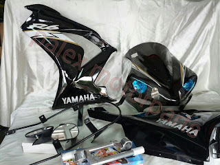 FRONT FAIRING YAMAHA R6 TYPE B FOR FZ150i   PALEX MOTORPARTS