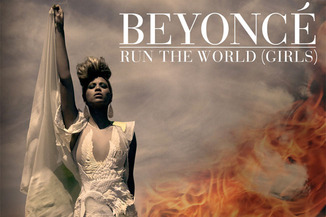 beyonce run the world cover - photo #2