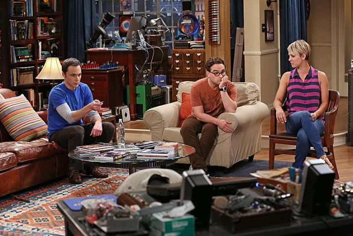 The Big Bang Theory - Episode 8.01 - The Locomotion Interruption - Promotional Photos