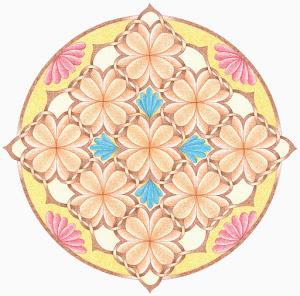 bloemenvlecht