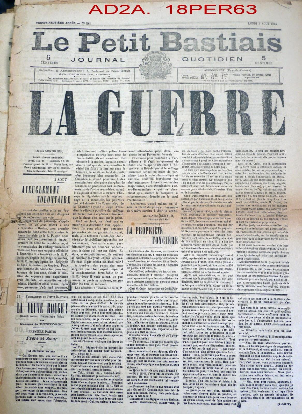 Le Petit Bastiais publication d annonces lgales