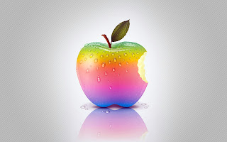 Real Apple Wallpaper