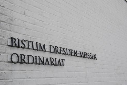 Bistum Dresden-Meißen, Bischöfliches Ordinariat