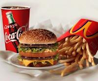 Londres quer McDonald's e Coca-Cola fora das Olimpíadas