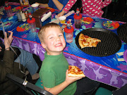 Chuck E. Cheese.where a kid can be a kid!